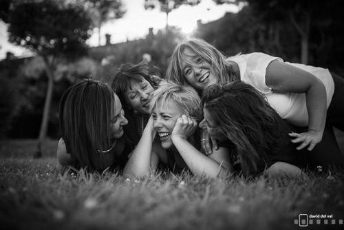 Marifé, la amistad, el optimismo y el cáncer.