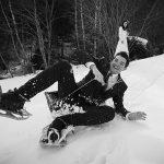 Helena y Óscar, boda bajo la nieve en los Pirineos