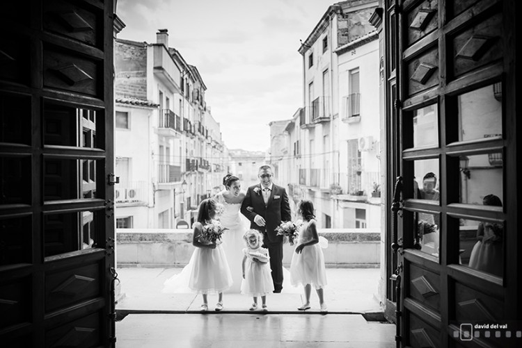 Katy y Ramón es casen al Palau de Margalef de Lleida!