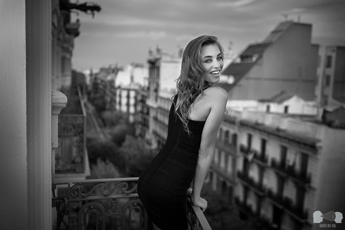Grete Raudyte model book David del Val Barcelona photographer fashion tarragona girona