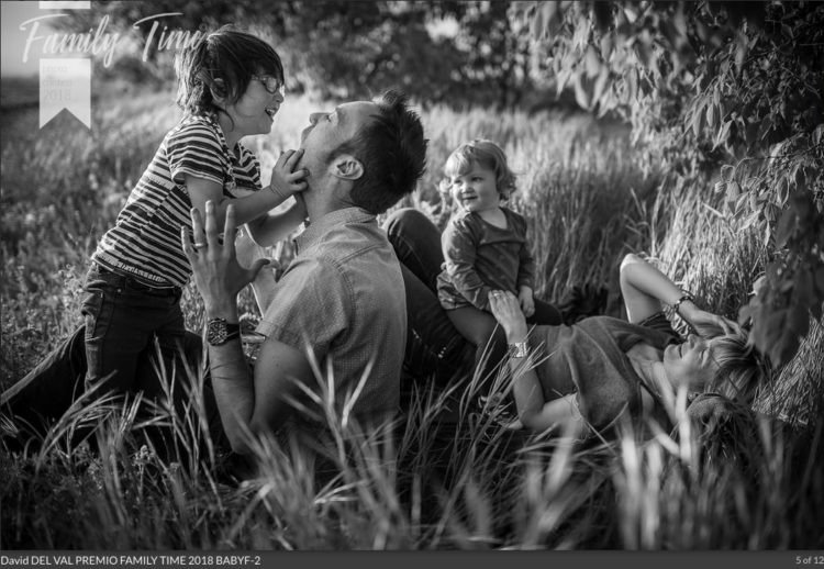 Familiy Time awarded in BabyF, Photoforum Barcelona 2018!